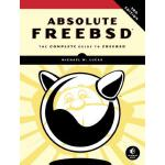 【预订】Absolute FreeBSD, 3rd Edition The Complete Guide to Fre