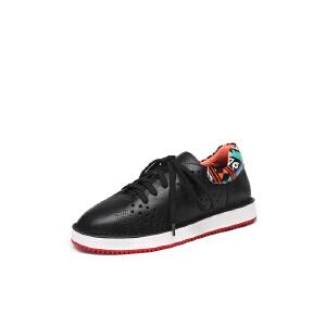红蜻蜓旗下品牌COOLALA女鞋秋冬休闲鞋板鞋女鞋子HFB7007
