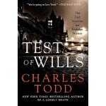 【预订】A Test of Wills The First Inspector Ian Rutledge Myster