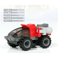 军事坦克模型拼装4兼容乐高积木9益智力5男孩子6儿童玩具8-10岁7