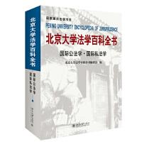 北京大学法学百科全书・国际公法学 国际私法学