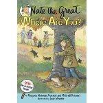 【预订】Nate the Great, Where Are You?