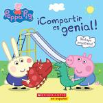 【预订】Compartir Es Genial! (Peppa Pig) 9781338299540
