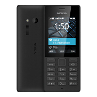 诺基亚(NOKIA) 诺基亚150 直板按键 移动2G手机 双卡双待 老人手机 学生备用功能机