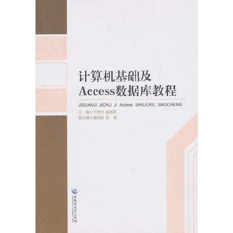 计算机基础及Access数据库教程 PDF下载