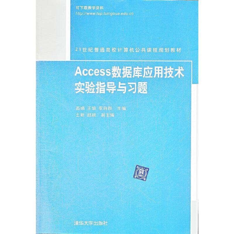 Access数据库应用技术实验指导与习题(21世纪普通高校计算机公共课程规划教材) PDF下载