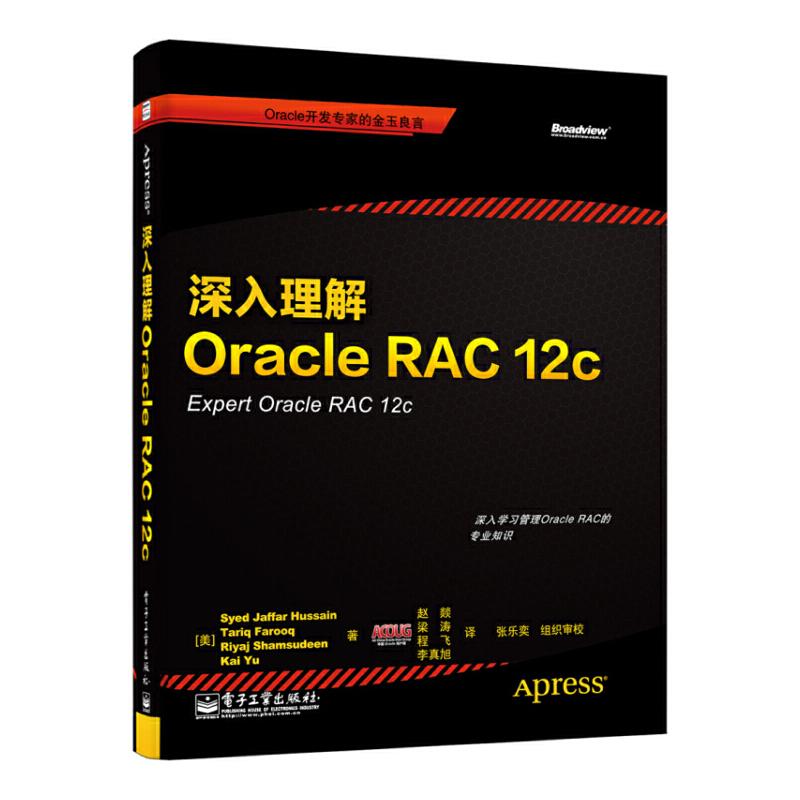 深入理解Oracle RAC 12c PDF下载